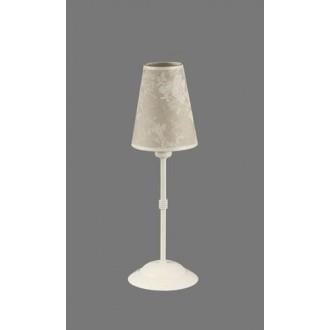 NAMAT 1229/8 | Omar Namat stolové svietidlo 40cm prepínač 1x E14 biela, viacferebné
