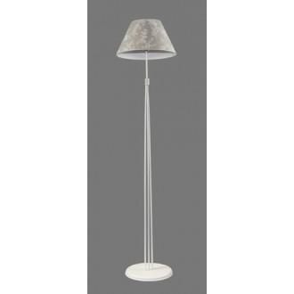 NAMAT 1230/8 | Omar Namat stojaté svietidlo 175cm prepínač 1x E27 biela, viacferebné
