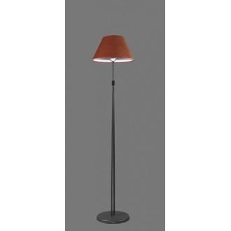 NAMAT 1240/11 | Redan Namat stojaté svietidlo 175cm prepínač 1x E27 čierna, červená, biela