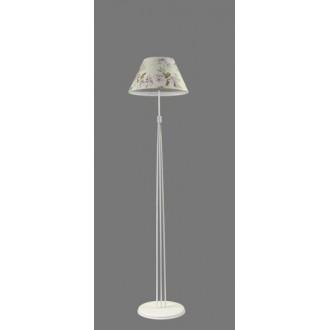 NAMAT 1242/9 | Salko Namat stojaté svietidlo 175cm prepínač 1x E27 biela, viacferebné