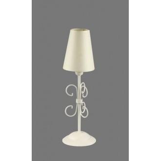 NAMAT 1249/1 | Taga Namat stolové svietidlo 35cm prepínač 1x E14 biela