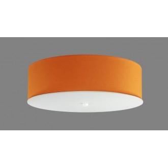 NAMAT 1251/10 | FlawiaN Namat stropné svietidlo 3x E27 pomaranč, biela