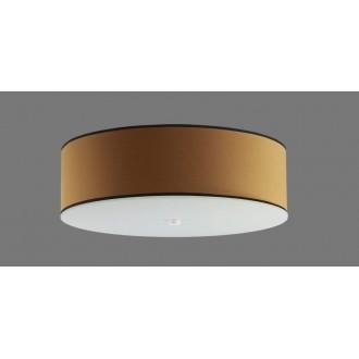 NAMAT 1251/5 | FlawiaN Namat stropné svietidlo 3x E27 béž, biela