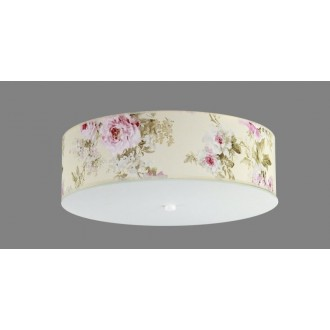 NAMAT 1251/9 | FlawiaN Namat stropné svietidlo 3x E27 viacferebné, biela