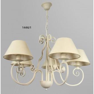 NAMAT 1446/1 | Zafo Namat luster svietidlo 5x E14 krémové