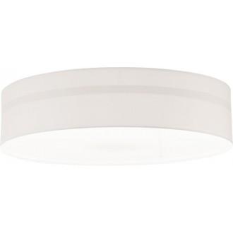 NAMAT 3123 | Drawa-Warta Namat stropné svietidlo 4x E27 sivé, biela