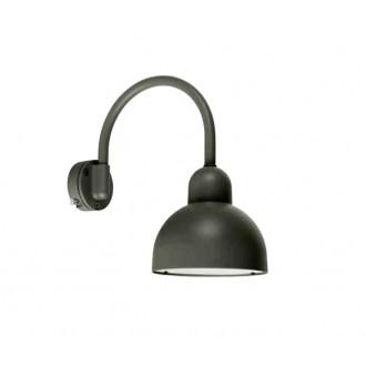 NORLYS 1911GR | Koster Norlys rameno stenové svietidlo 1x LED 2000lm 3000K IP54 grafit