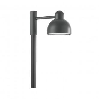 NORLYS 1913GR | Koster Norlys stojaté svietidlo 23cm 1x LED 2000lm 3000K IP54 grafit