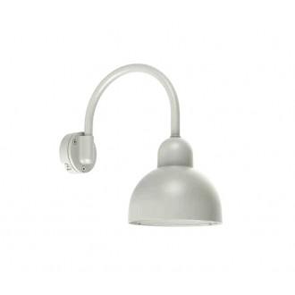 NORLYS 720AL | Koster Norlys rameno stenové svietidlo 1x E27 IP54 hliník