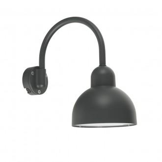 NORLYS 720GR   Koster Norlys rameno stenové svietidlo 1x E27 IP54 grafit
