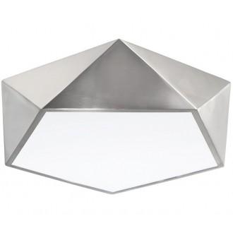 NOVA LUCE 8186204 | Darius-NL Nova Luce stropné svietidlo 4x E27 saténový nike, biela