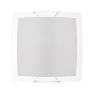 NOWODVORSKI 1144   Lux Nowodvorski stenové, stropné svietidlo 2x E27 biela, priesvitné