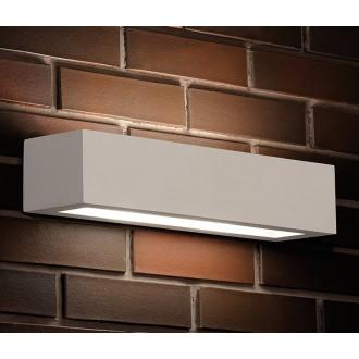 NOWODVORSKI 2207 | Gipsy Nowodvorski stenové svietidlo 2x E27 sivé