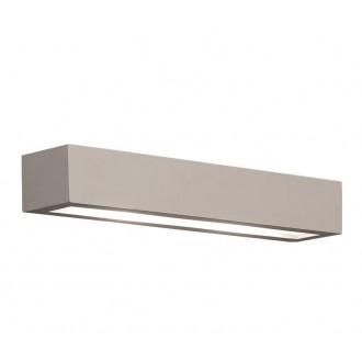 NOWODVORSKI 2208 | Gipsy Nowodvorski stenové svietidlo 2x E27 sivé