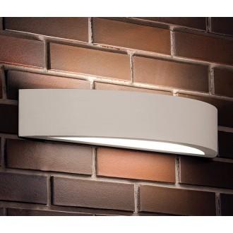 NOWODVORSKI 2411 | Gipsy Nowodvorski stenové svietidlo 2x E27 sivé