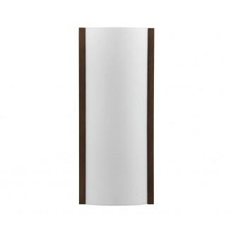 NOWODVORSKI 2924 | Klik Nowodvorski stenové svietidlo 2x E27 biela, wenge