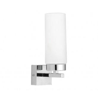 NOWODVORSKI 3346 | Celtic Nowodvorski stenové svietidlo 1x E14 IP44 chróm, biela