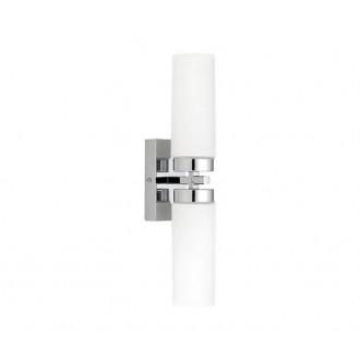 NOWODVORSKI 3347 | Celtic Nowodvorski stenové svietidlo 2x E14 IP44 chróm, biela
