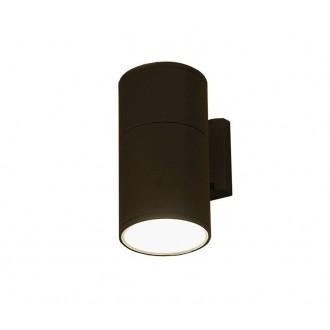 NOWODVORSKI 3402 | Fog Nowodvorski stenové svietidlo 1x E27 IP44 čierna, biela