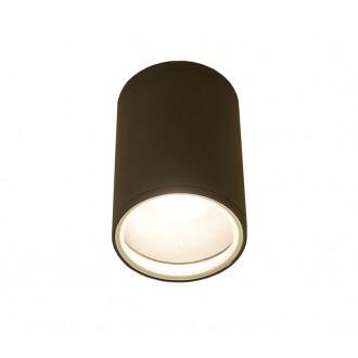 NOWODVORSKI 3403 | Fog Nowodvorski stropné svietidlo 1x E27 IP44 čierna, biela