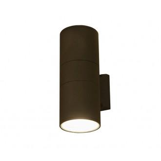 NOWODVORSKI 3404 | Fog Nowodvorski stenové svietidlo 2x E27 IP44 čierna, biela