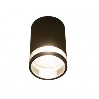 NOWODVORSKI 3406 | RockN Nowodvorski stropné svietidlo 1x E27 IP44 čierna, priesvitná
