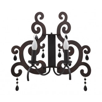 NOWODVORSKI 3421 | Isabella Nowodvorski stenové svietidlo 2x E14