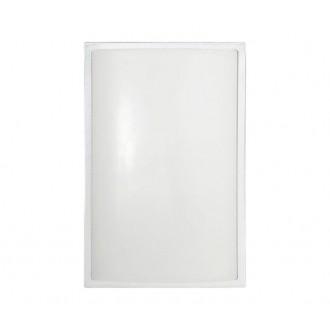 NOWODVORSKI 3751 | Garda Nowodvorski stenové, stropné svietidlo navrhované na úsporné žiarovky 1x E27 IP65 UV strieborný