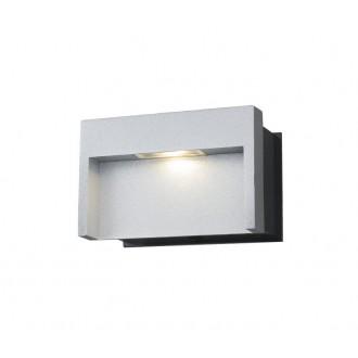 NOWODVORSKI 4452 | Peri Nowodvorski zabudovateľné svietidlo 1x LED 61lm 3000K IP65 hliník