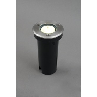 NOWODVORSKI 4454 | Mon Nowodvorski zabudovateľné svietidlo Ø67mm 1x LED 68lm 3000K IP67 hliník, biela