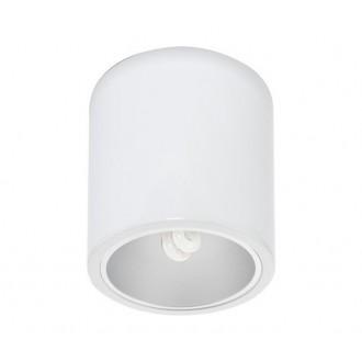 NOWODVORSKI 4866 | Downlight-x Nowodvorski stropné svietidlo navrhované na úsporné žiarovky 1x E27 biela
