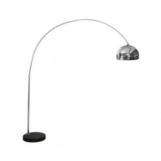 NOWODVORSKI 4917 | Cosmo Nowodvorski stojaté svietidlo 200cm prepínač 1x E27 chróm