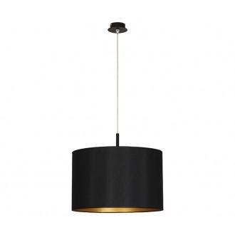 NOWODVORSKI 4961 | AliceN Nowodvorski visiace svietidlo 1x E27 čierna, zlatý