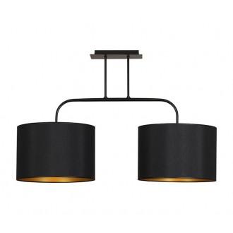 NOWODVORSKI 4962   AliceN Nowodvorski stropné svietidlo 2x E27 čierna, zlatý