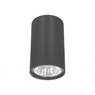 NOWODVORSKI 5256 | Eye_Graphite Nowodvorski stropné svietidlo 1x GU10 grafit