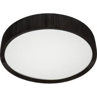 NOWODVORSKI 5287 | Alehandro Nowodvorski stropné svietidlo 2|2x T5 + 200x LED čierna, opál