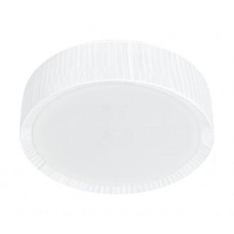 NOWODVORSKI 5288 | Alehandro Nowodvorski stropné svietidlo 2x T5 čierna, opál