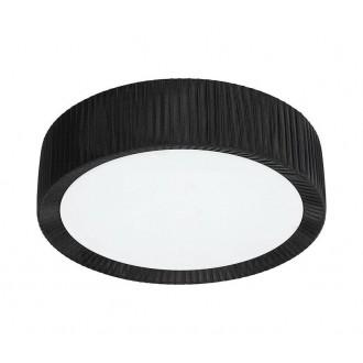 NOWODVORSKI 5350 | Alehandro Nowodvorski stropné svietidlo 4x G5 / T5 čierna