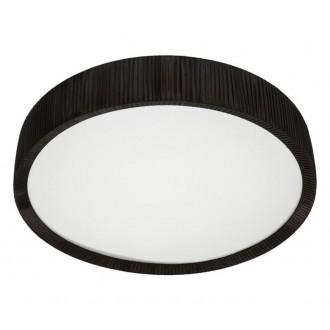 NOWODVORSKI 5351 | Alehandro Nowodvorski stropné svietidlo 2|2x T5 čierna, opál