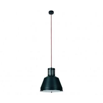 NOWODVORSKI 5530 | Industrial Nowodvorski visiace svietidlo 1x E27 grafit, biela, červená