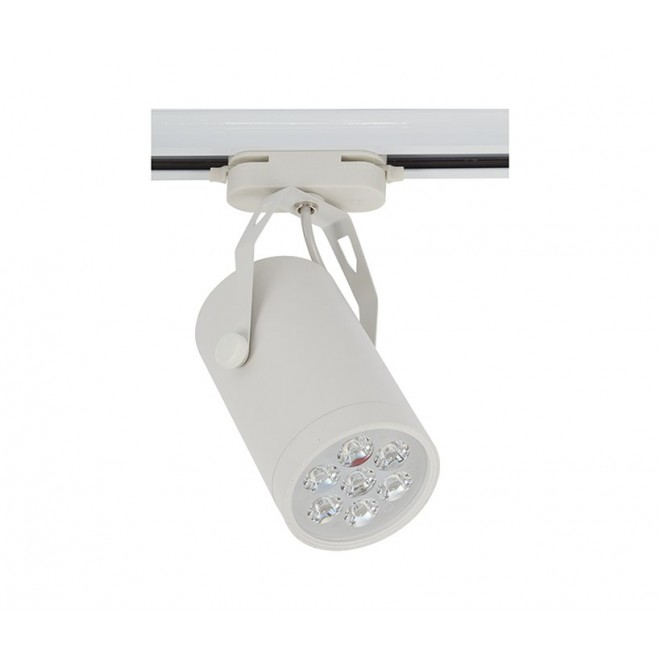 NOWODVORSKI 5948   Profile Nowodvorski prvok systému svietidlo otočné prvky 7x LED 700lm 4000K biela