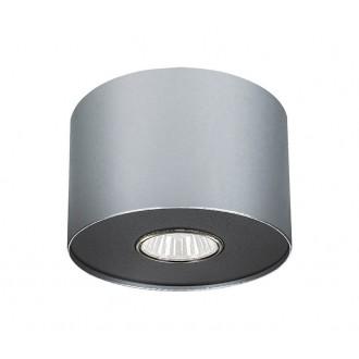 NOWODVORSKI 6003 | Point Nowodvorski stropné svietidlo 1x GU10 strieborný