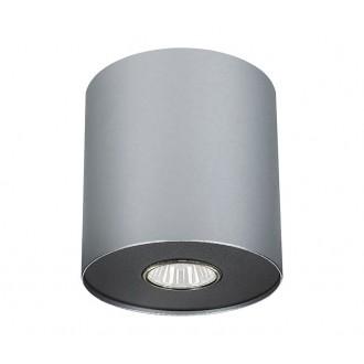 NOWODVORSKI 6004 | Point Nowodvorski stropné svietidlo 1x GU10 strieborný