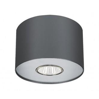NOWODVORSKI 6006 | Point Nowodvorski stropné svietidlo 1x GU10 grafit