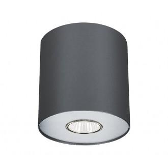 NOWODVORSKI 6007 | Point Nowodvorski stropné svietidlo 1x GU10 grafit