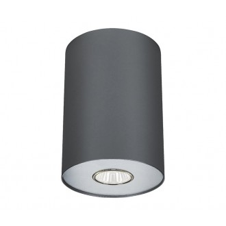 NOWODVORSKI 6008 | Point Nowodvorski stropné svietidlo 1x GU10 grafit