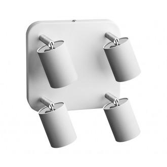 NOWODVORSKI 6017 | Nowodvorski spot svietidlo otočné prvky 4x GU10 biela