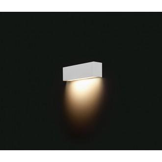 NOWODVORSKI 6345 | Straight Nowodvorski stenové svietidlo 1x E14 biela