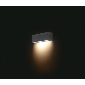 NOWODVORSKI 6350 | Straight Nowodvorski stenové svietidlo 1x E14 grafit