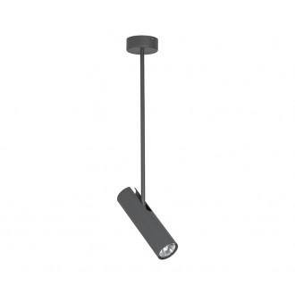 NOWODVORSKI 6495   Eye-Graphite Nowodvorski stropné svietidlo otočné prvky 1x GU10 grafit